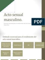 Acto Sexual
