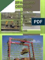 equipamiento portuario