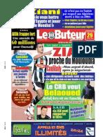 LE BUTEUR PDF du 29/04/2009