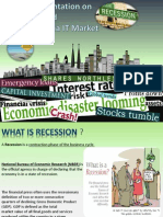 Impact on Recession (Indian IT)