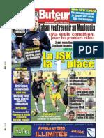 LE BUTEUR PDF du 30/04/2009