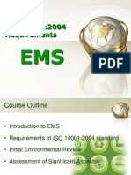 ISO 14001 EMS Presentation Part1