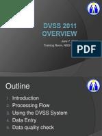 DVSS 2011