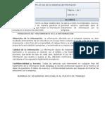 PS-10 Uso de los sistemas de información