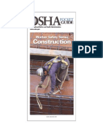 Osha Bocket Book - Construction