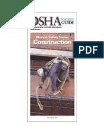 Osha Bocket Book - Construction