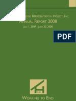 Annual Report 2008 April23