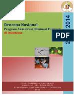 National Plan Filariasis 2010-Ind 2010-14