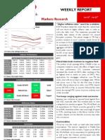Weekly Report 10-14 June