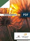Biosphärenpark Wienerwald Tätigkeitsbericht