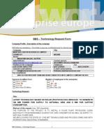 BBS TR Form Jan09