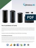 Wireless AC Series Info Sheet