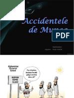 Accidentele de Munca