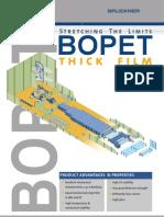 BOPET Thick Film