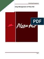 Pizza Hut Waqas