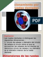 CÁLCULO DE TRANSMISIONES