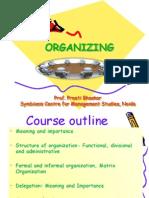 Unit 4 Organising