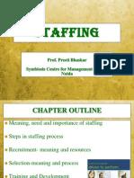 Unit 5 Staffing