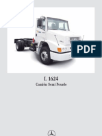 Camion - MB L1624