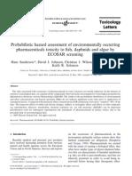 SOLOMON 2003 Probabilistic Risk Assessment