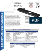 Specialty Ac Power Solutions