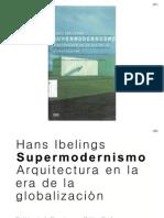 Super Modernism o
