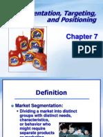 International Marketing Segmentation and Positioning 4