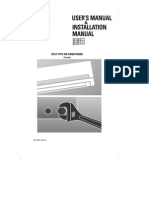 Split AC Manual