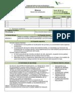 BITACORA 3 y 4 Trayecto Formativo