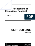 Unit Outline and Study Guide