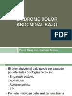 5-Sindrome Dolor Abdominal Bajo(g9) (1)