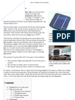 Solar Cell - 1