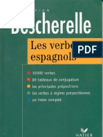 Verbes Espagnol