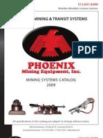 Phoenix Mining Catalog 2009