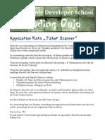 Application Kata Ticket Scanner