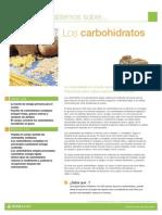 Herbalife.-  Los Carbohidratos