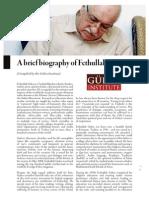 Biography of Gulen