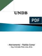 AULA -04 INSTALAÇÕES ELÉTRICAS - ATERRAMENTO - PADRÃO CEMAR.pptx