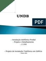 AULA 5 - PROJETO DE INSTALAÇÃO TELEFÔNICA EM EDIFÍCIO.pptx