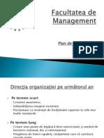 Plan de Comunicare - Management