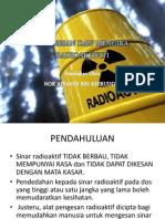 Mengesan Dan Mengira Radioaktiviti