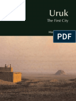 Uruk, The First City - Mario Liverani