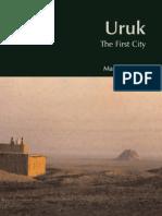 Uruk, The First City - Mario Liverani