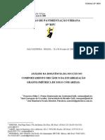 ANÁLISE DA INFLUÊNCIA DA SUCÇÃO NO COMPORTAMENTO MECÂNICO DA ESTABILIZAÇÃO GRANULOMÉTRICA DE SOLO COM AREIAS