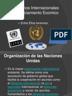 Organismos de Financiamiento en Honduras