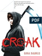 Croak by Gina Damico Excerpt