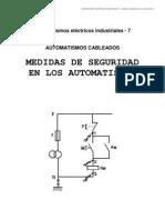 7 Medidas de Seguridad en Los Automatismos