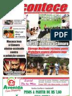 2009.05.01 - Debate sobre BR-381 encheu a Câmara - Jornal Acontece