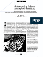 Tool Life Article