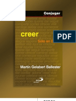 Creer Solo en Dios Martin Gelabert Ballester